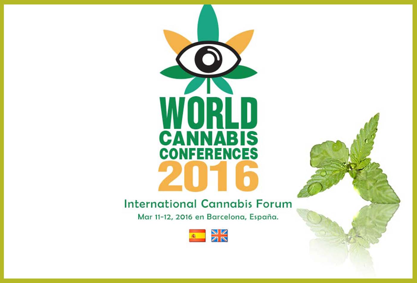 World Cannabis Conference 2016